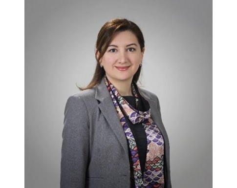 Ms. Magda Magradze